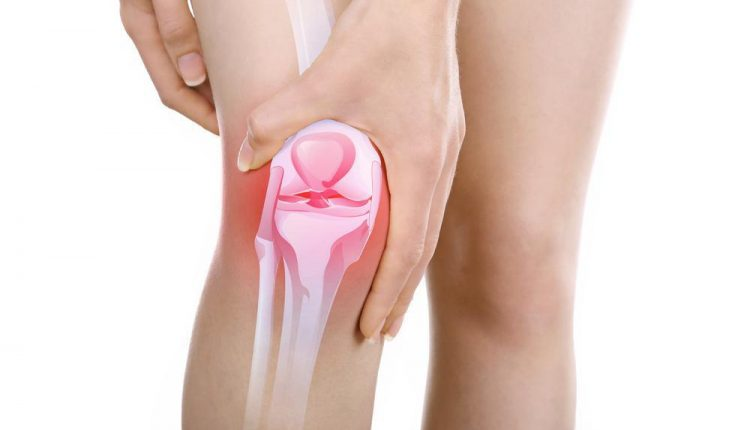 Relieve knee pain with stell cell treatment